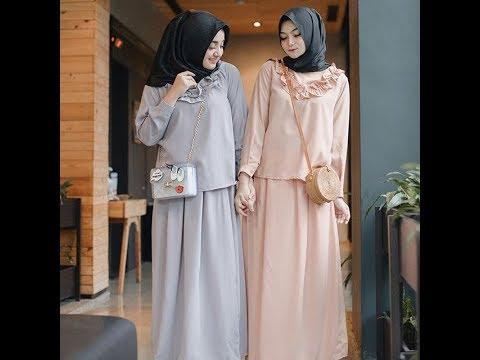 10 Desain Baju Muslim Terbaik