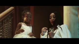 Khanyi Mbau on Vusi Nova - Ndikuthandile Music Video