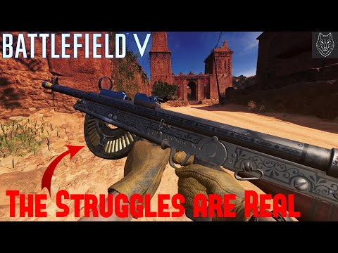 Battlefield V: |The Struggles are Real| |