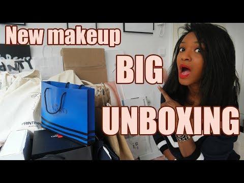 BIG UNBOXING RP – Fenty, Revlon, Estée Lauder, Shiseido… ManuelaMiró