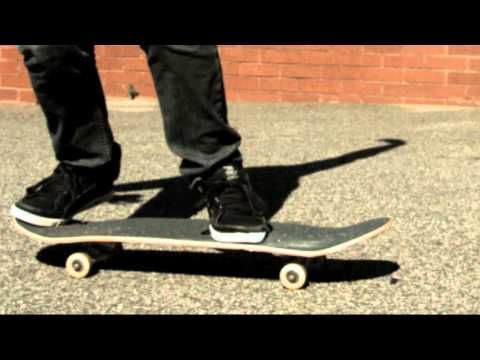 DSN Animations: How to Ollie - The physics behind the trick