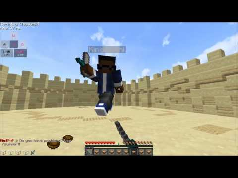 HOW TO GET COMBOS - 100% EFFECTIVE - Minecraft PvP Tutorial / Demonstration