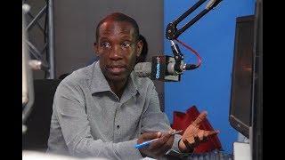 LIVE: Ruge Mutahaba on Clouds360 na Power-Breakfast, Anafunguka mengi