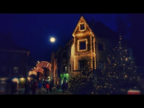 ★ Christmas wallpaper ★ with SILENT NIGHT - HD - Christmas Wallpaper with music