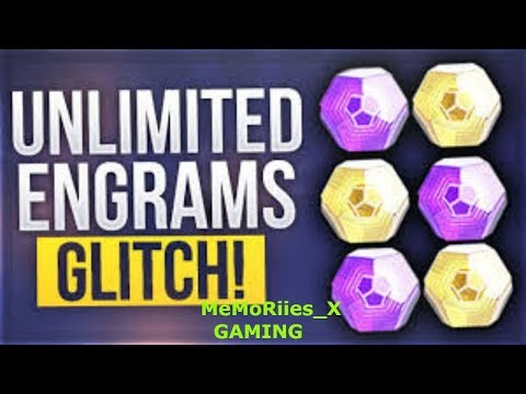 DESTINY 2 UNLIMITED EXOTIC AND LEGENDARY ENGRAM GLITCH/EXPLOIT LOOT CAVE 2.0