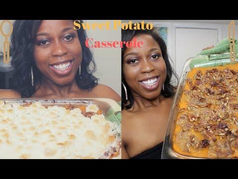 Episode 38: Vegan Sweet Potato Casserole