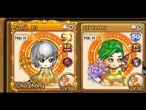 Sanji 13 ( vip12 ) + Tri coder ( vip10) - BÁN HÀNH LIÊN SV ★ Quân Vũ