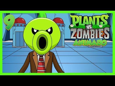 Plantas vs zombies animado Capitulo 9 ☀️Animación 2017☀️ PARODIA