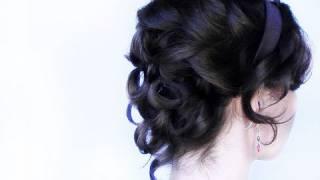 Wedding Hair Tutorial- Short Hair