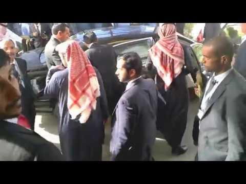 CI MENA with Emir of Qatar Sheikh Hamad Al Thani #Tunisia2020