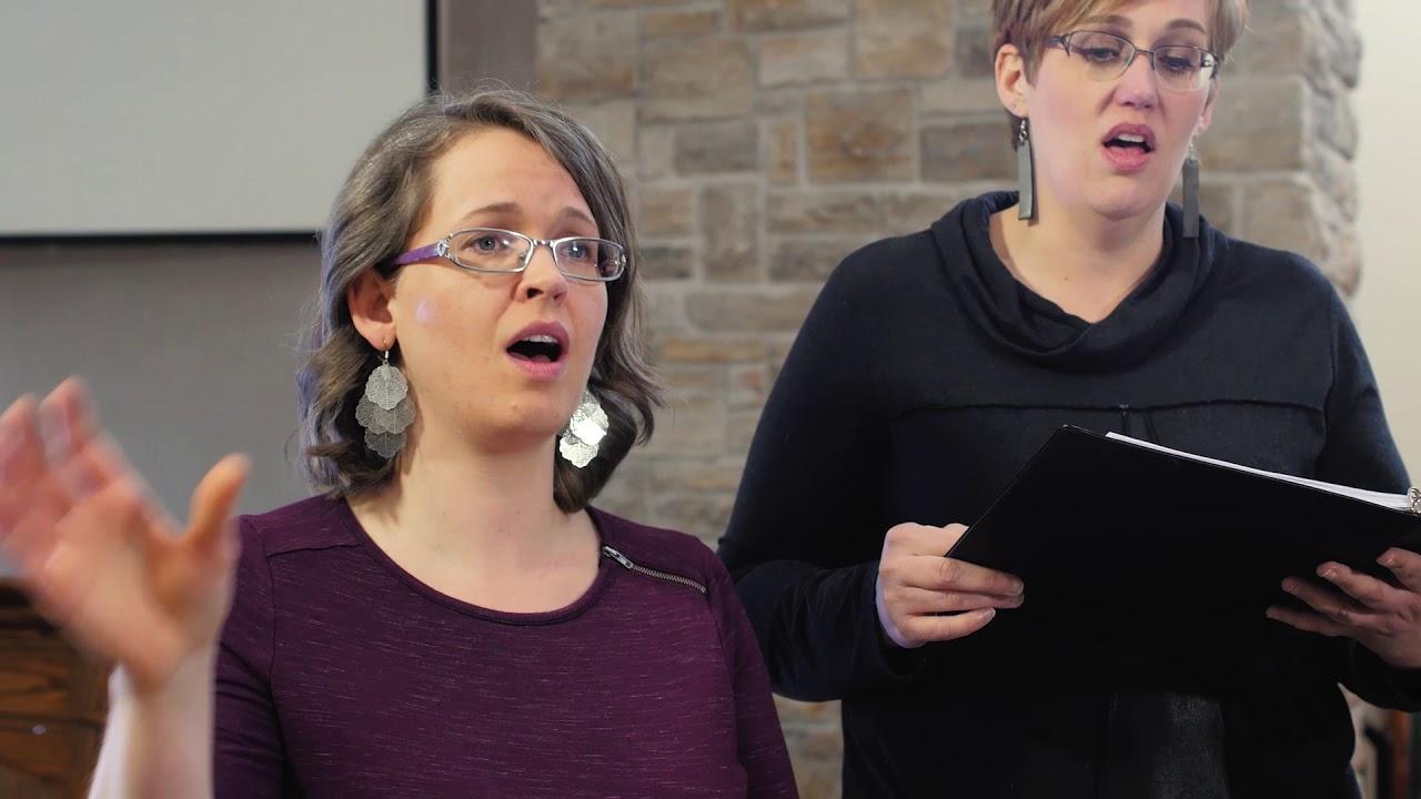 Jubilee Octet - Psalm 138 Genevan Psalter (Unison & Four-Part Harmony)
