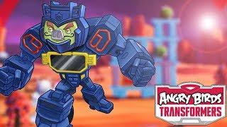 Angry Birds Transformers - Rovio Entertainment Ltd Mission 47