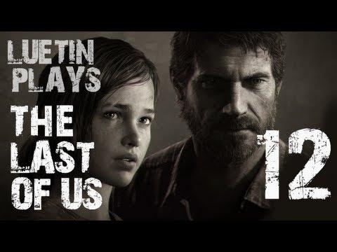 Luetin plays The Last of Us | ep 12 Mr Blobby