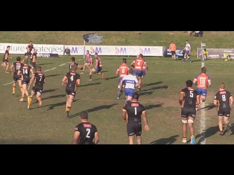NRC Extra Time -  RND01 Greater Sydney Rams Vs NSW Country Highlights