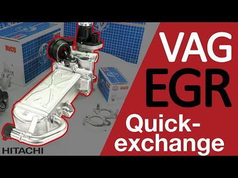 VW EGR malfunction ? How to find the error and replace EGR valve | Hitachi Automotive