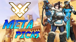 "【OW】 ""Competitive Mode"" ★Grandmaster★ Meta Picks 