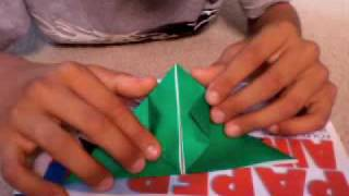 How To Make A Origami Bunny