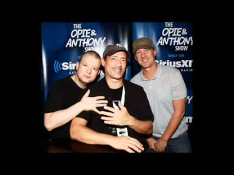 Opie & Anthony: Anthony Still Hates Sleeves' Christmas Song