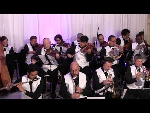 A Musical Symphony At A Momentous Chuppah