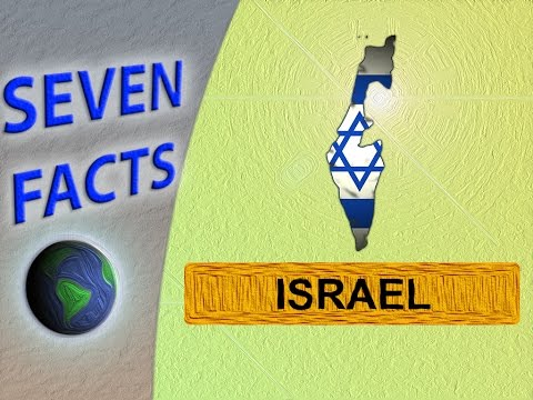 7 Facts about Israel