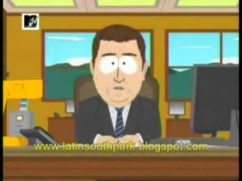 South Park - Economistas y Banqueros