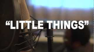 SELFSAYS X LITTLE THINGS X SOMETHING OUT OF NOTHING