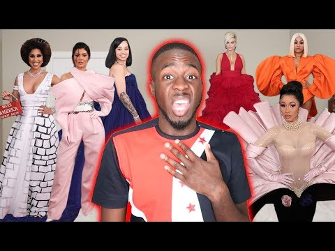 BEST & WORST DRESSED GRAMMY'S LOOKS OF 2019 (A DAMN MESS)