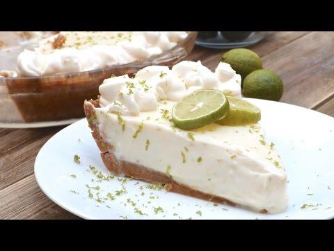 Easy Key Lime Pie Recipe~ Creamy, Sweet & Tart!