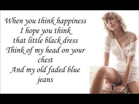 Taylor Swift - Tim McGraw (Lyrics)