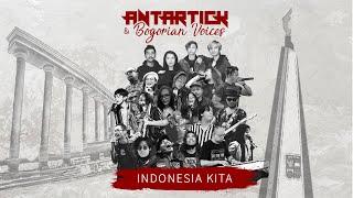 INDONESIA KITA - Antartick \\u0026 Bogorian Voices (official music video)