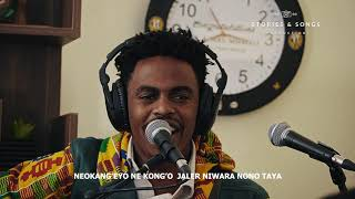 Download Taya & Wan Wadhi - Manasseh ft. Alando [Cover]