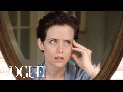 The Crown's Claire Foy Needs an Image Change | Vogue