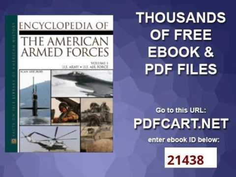 The Encyclopedia Of The American Armed Forces 2 Volume Set