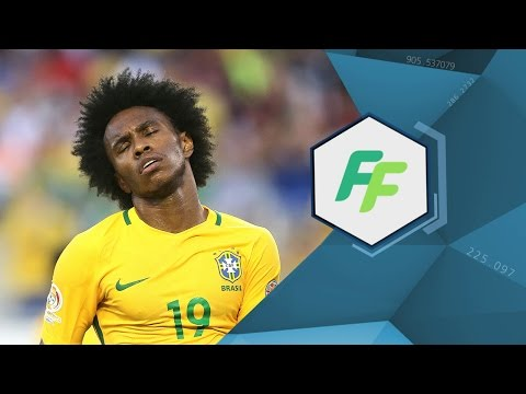 Chelsea and Brazil's Willian - EXCLUSIVE FEATURE