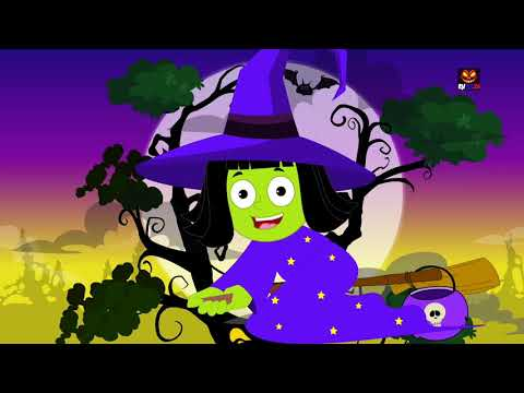 Хэллоуин дерево | Halloween Tree | Hello Halloween Russia | Хэллоуин песни