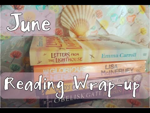 June Reading Wrap-Up | 2017