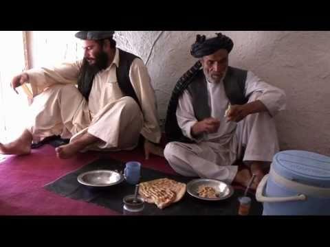 ROBIN FOOD 'viaja' a Afganistan