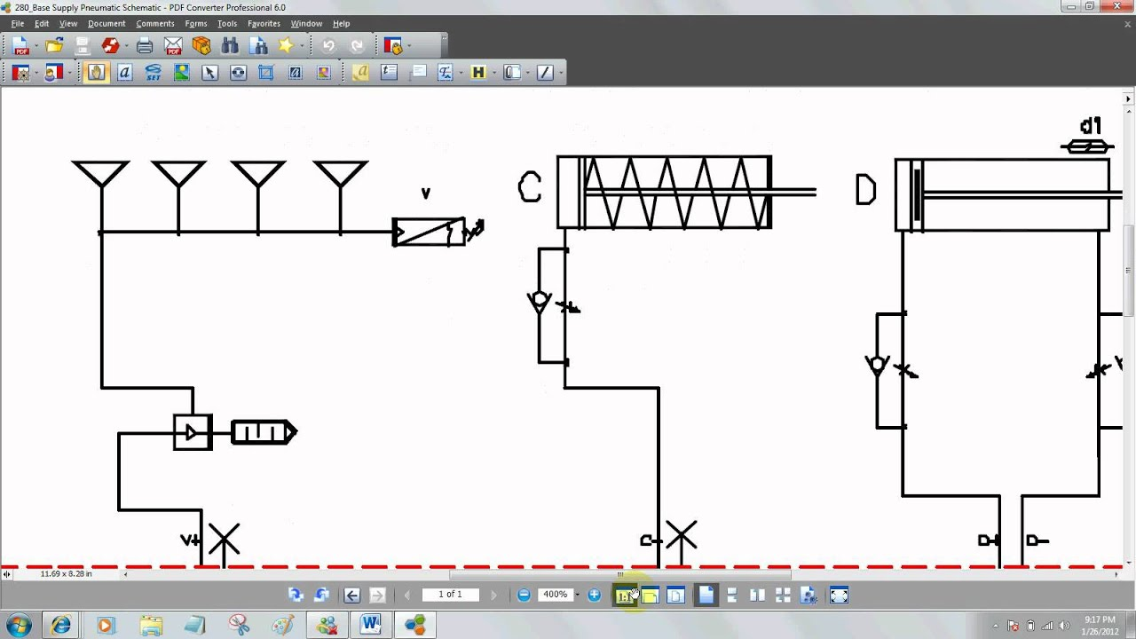 How To Read Solenoid Valve Diagrams 700r4 Converter Lockup Wiring Diagram Reading Pnuematic Schematics Youtube