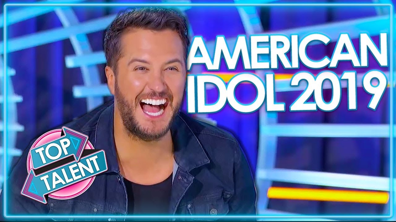 American Idol 2019 Auditions   Part 1   Top Talent