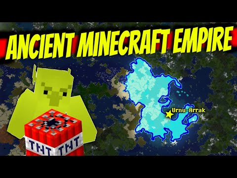 The Most Ancient Empire in Minecraft (History of Yimmu-Audal)