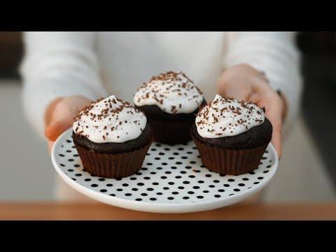 Jak Zrobić Muffiny Brownie? || Najlepszy Przepis Na Czekoladowe Babeczki!