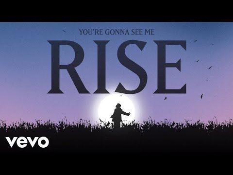 Calum Scott - Rise (Lyric Video)