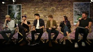 The Maze Runner: The Scorch Trials - Cast Interview