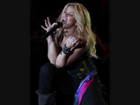 Shakira- Mon Amour Spanish Version complete HQ