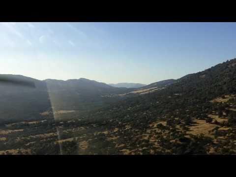 Cessna 210 Takeoff Mariposa-Yosemite Airport KMPI