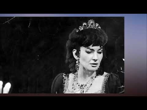 The Best Opera Recording Ever Is Maria Callas Singing 'Tosca ' Hear Why