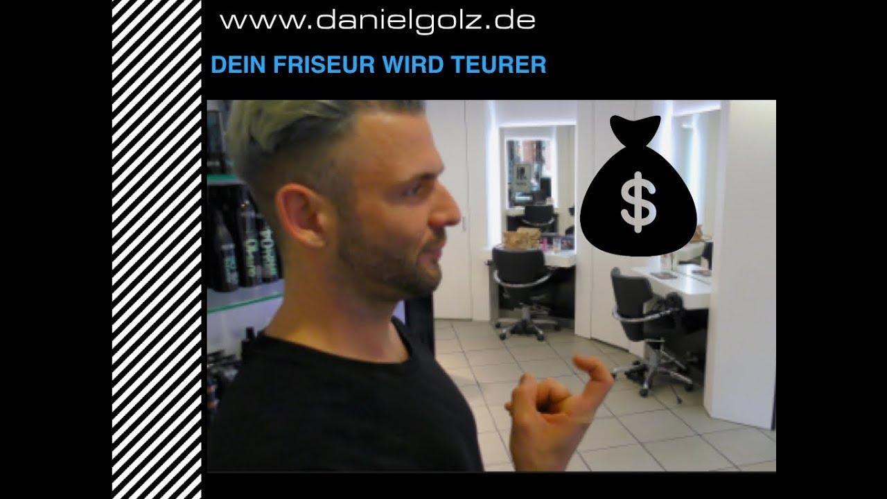 Der Friseur Wird Wieder Teurer Youtube