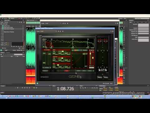 Как улучшить звучание старого трека в Adobe Audition или ремастеринг