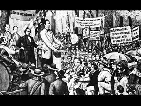 Insight into the Stephen Douglas and Abraham Lincoln Debates of 1858