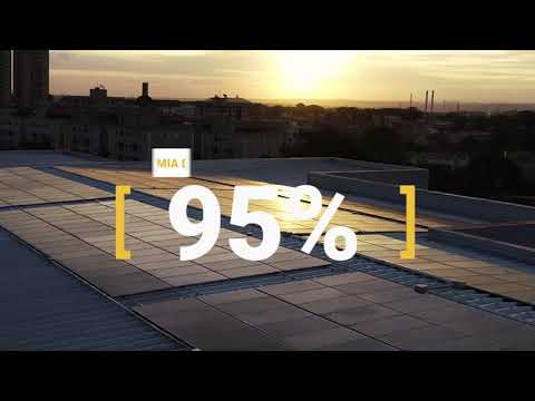 Energia solar é Yellow